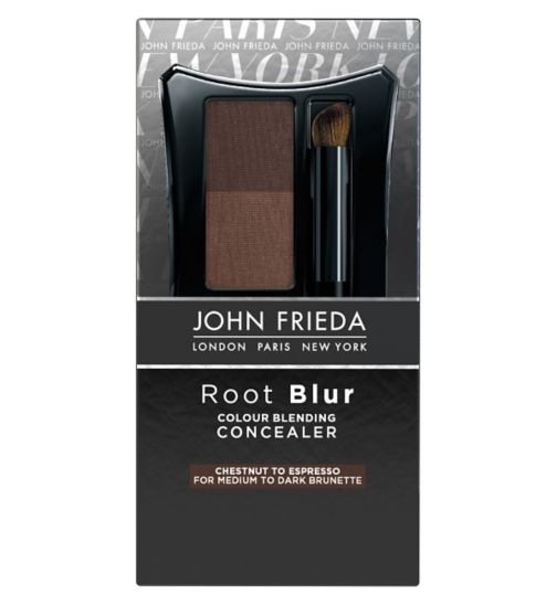 John Frieda Root Blur Colour Blending Concealer Chestnut to Expresso