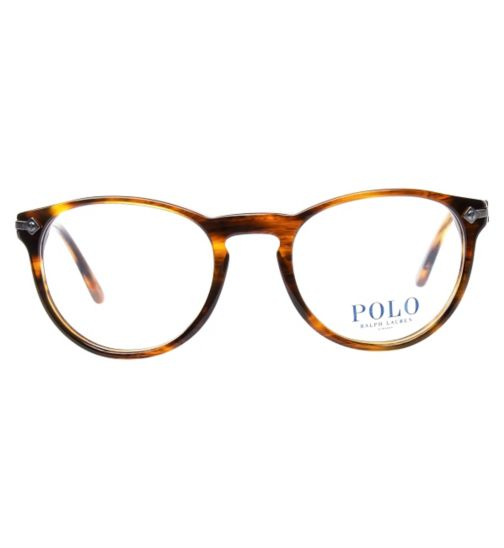 3bd09552019 Polo by Ralph Lauren PH2150 Men s Glasses - Havana