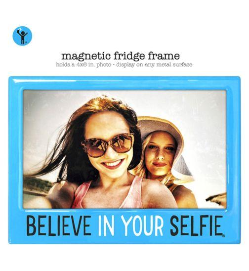 Shot2go Epoxy Magnet Selfie Blue 4x6