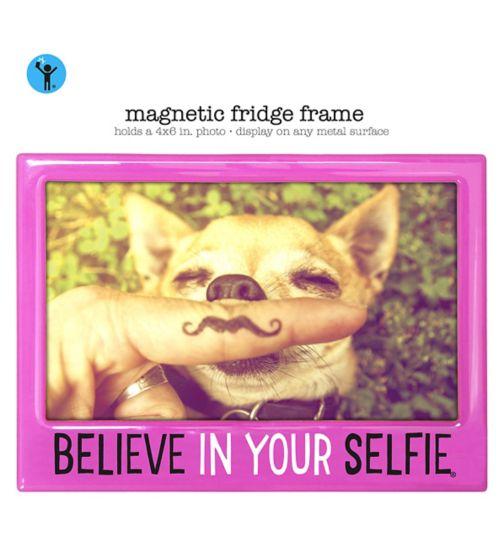 Shot2go Epoxy Magnet Selfie Pink 4x6