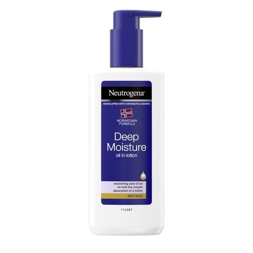 Neutrogena Norwegian Formula® Deep Moisture Oil-in-Lotion
