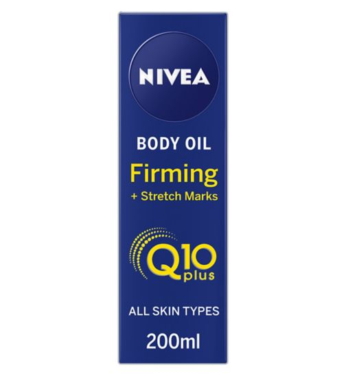 NIVEA® 4 in 1 Firming Body Oil 200ml