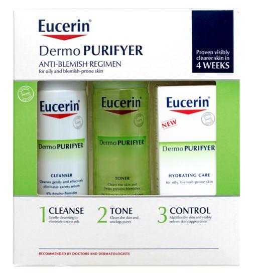 EUCERIN® Dermo Purifyer Anti-Blemish Regime