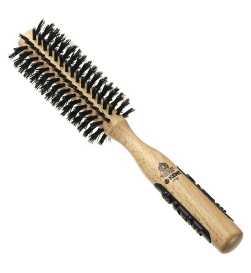 Kent Brushes Perfect for - small natural bristle radial brush PF04