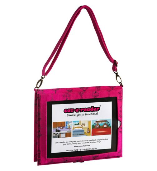 Coz-E-Reader Carry Case - Hot Pink