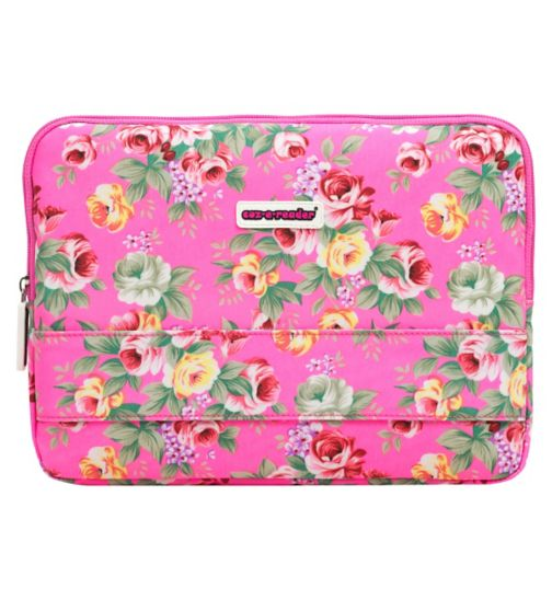 Coz-E-Reader Tablet Case - Pink Floral