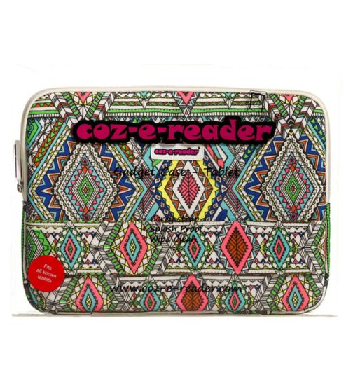 Coz-E-Reader Tablet Case - Tribal Print