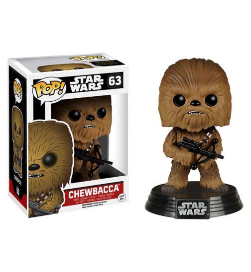 Pop! Star Wars episode v11 Chewbacca