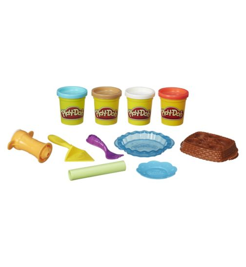 Play-Doh Playful Pies Play Set