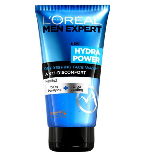 L'Oréal Hydra Power Refreshing Face Wash 150ml