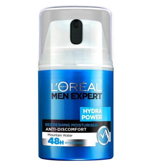 L'Oreal Men Expert Hydra Power Refreshing Moisturiser 50ml