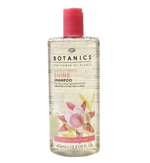 Botanics 0% Sulphate Shine Shampoo 400ml
