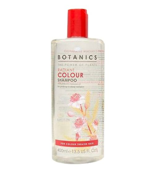 Botanics Radiant Colour Shampoo 400ml