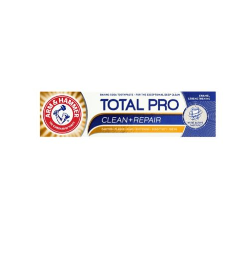 Arm & Hammer Total Pro Clean & Repair Toothpaste