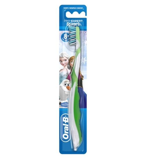 Oral B Stages - Disney Pixar Frozen Manual Toothbrush