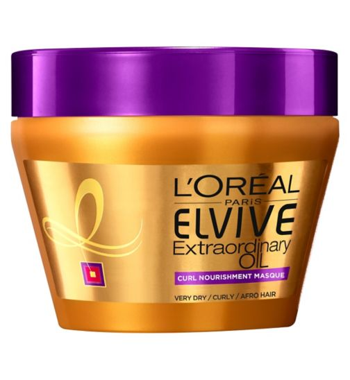 Elvive EO Curl Nutrition Mask Pot 300ml