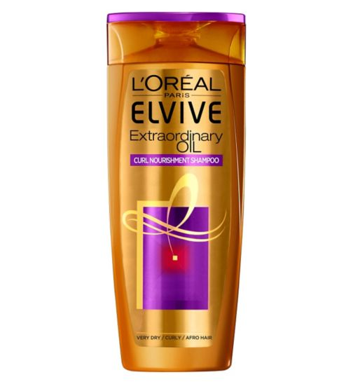 Elvive EO Curl Nutrition Shampoo 400ml