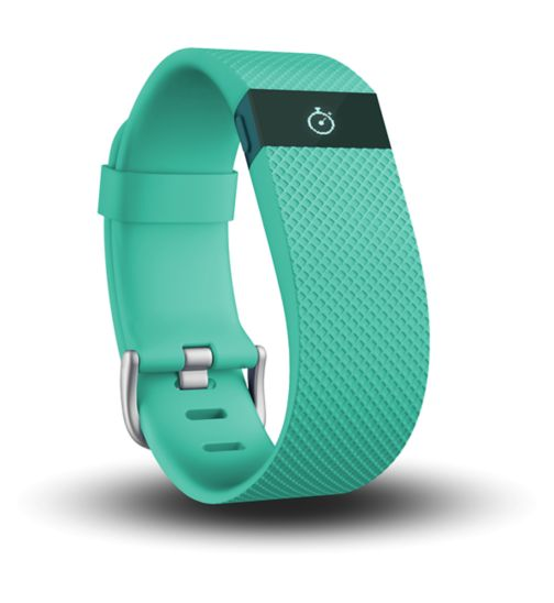 Fitbit Charge HR- Teal (Small)