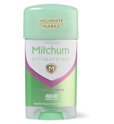 Mitchum Ultimate Powder Fresh Gel 57g
