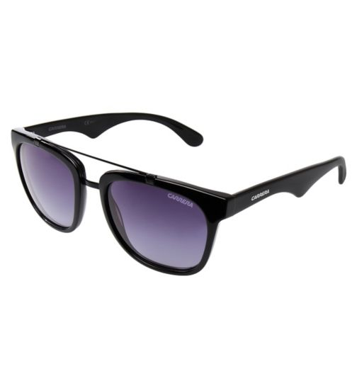 Carrera Men's 6002 Prescription Sunglasses - Black
