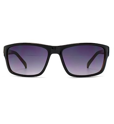 French Connection Men's Sunglasses - Black Frame