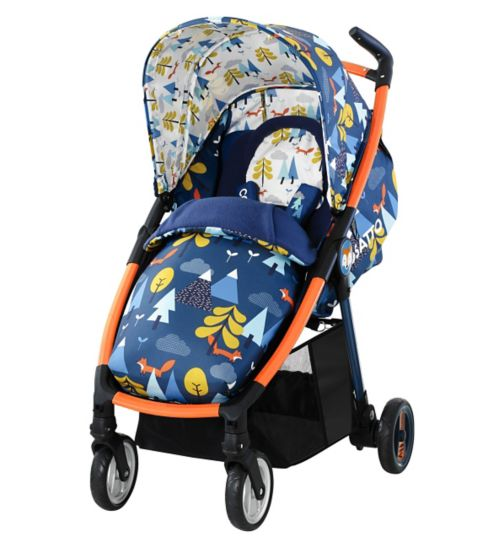 Cosatto Fly Travel System Fox Tale