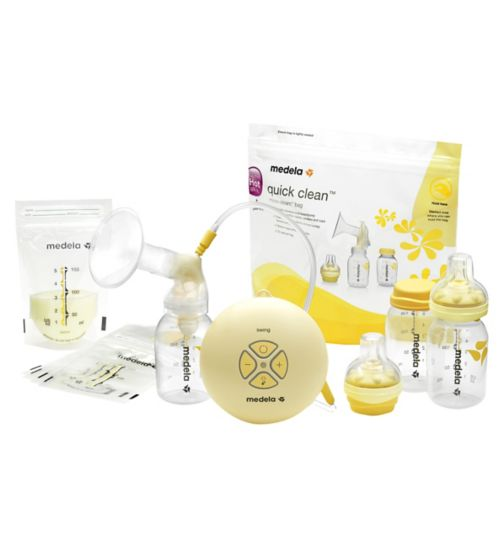 Medela Swing Pump and Feed Set - Exclusive to Boots