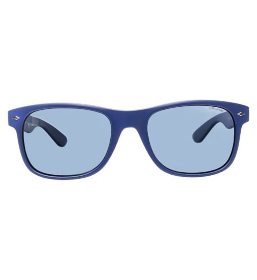 Polaroid Men's 1015/S Prescription Sunglasses - Blue