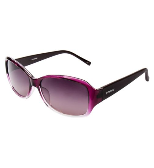 Polaroid Women's 4028/S Prescription Sunglasses - Dark Havana