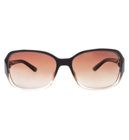 Polaroid Women's 5014/S Prescription Sunglasses - Brown