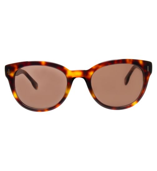 2b4e0e0daffe JAEGER Women s JLN1502 Prescription Sunglasses - Dark Havana