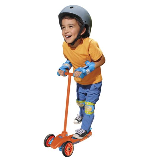 Little Tikes Lean To Turn Scooter Orange