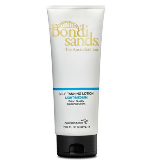 Bondi Sands Self Tan Lotion Light/Medium 200ml