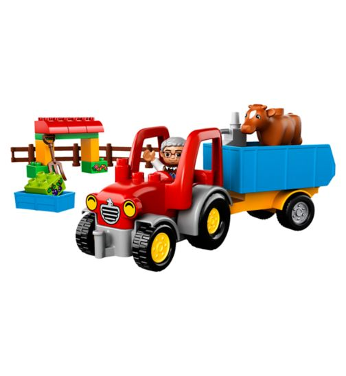 LEGO™ DUPLO Farm Tractor