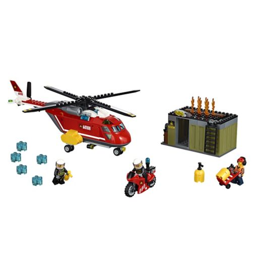 LEGO™ CITY Fire response Set 60108