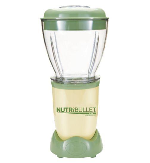 NutriBullet Baby Food Processor 22 Piece Set
