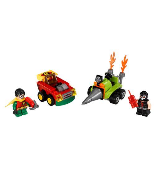 LEGO™ SuperherosMighty Micros: Robin vs. Bane 76062