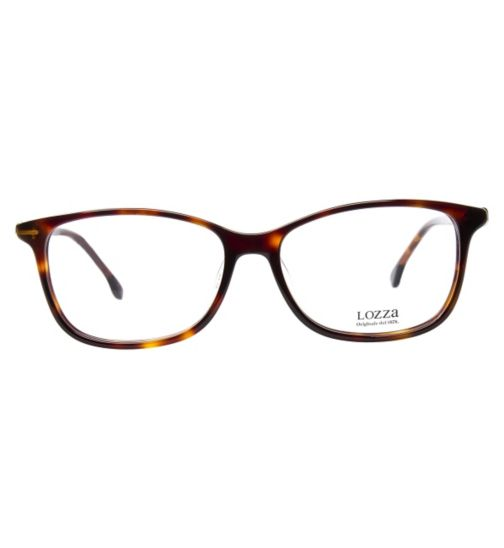 6b8818766d0 Lozza Vintage VL4041 Women s Glasses - Havana