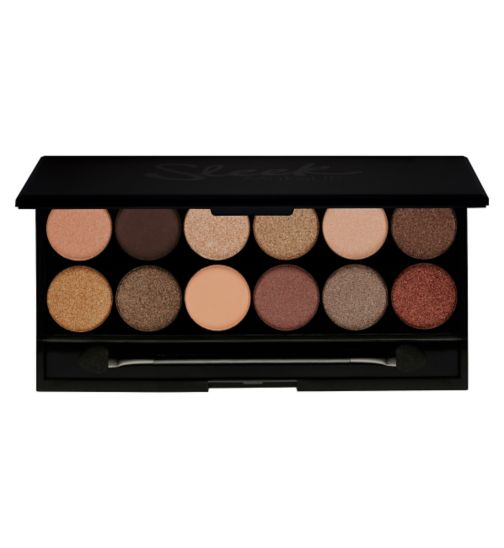Sleek Idivine eye palette all night long