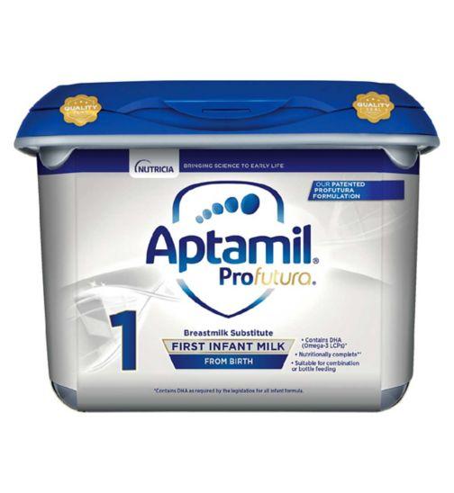 Milks Aptamil Boots