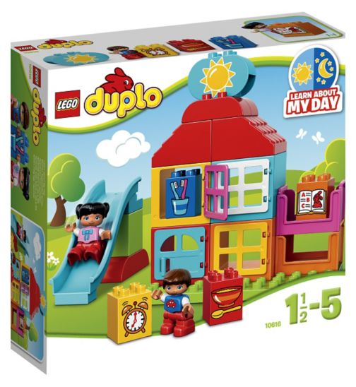 LEGO™ DUPLO My First Playhouse