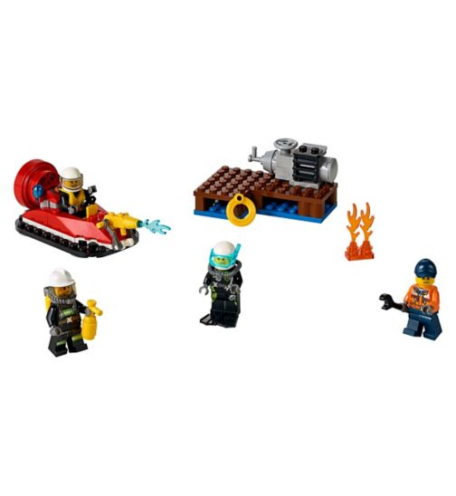 LEGO™ CITY™ Fire Starter Set  60106