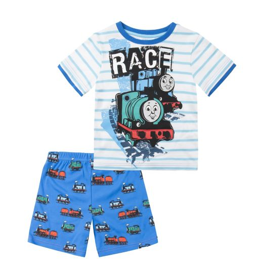 Mini Club Boys Thomas the Tank Engine Short Pyjamas