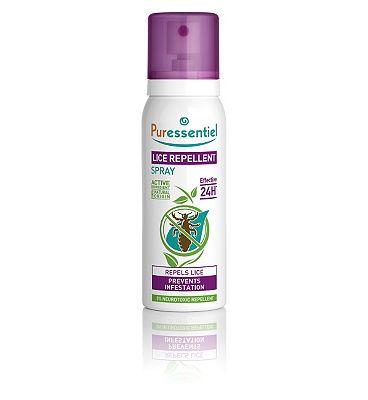Puressentiel Lice Repellent Spray - 75ml