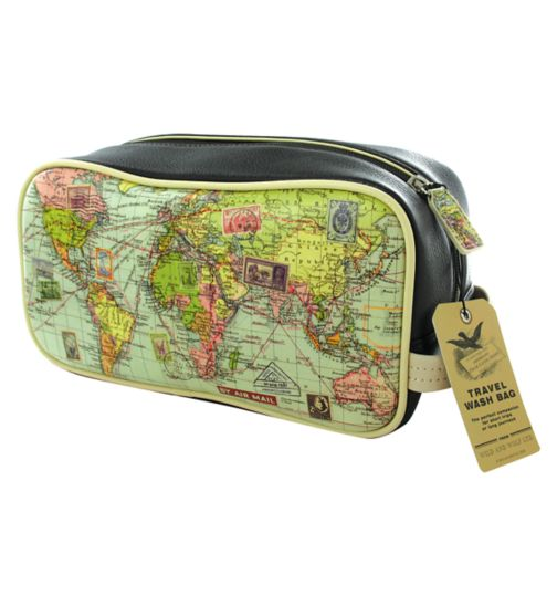 Wild & Wolf Travel Wash Bag