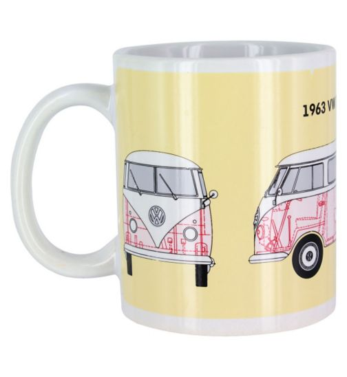 Paladone VW Heat Change Mug