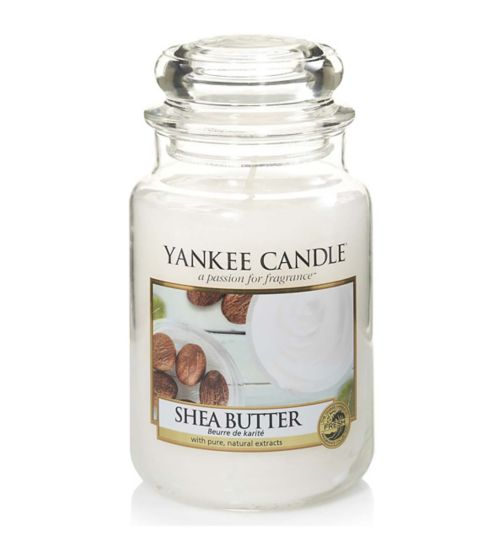Yankee Candle Shea Butter Large Jar