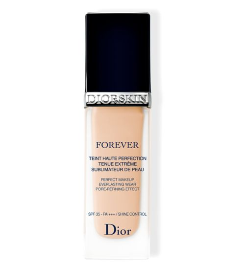 DIOR DIORSKIN FOREVER fluid foundation SPF35 30ML