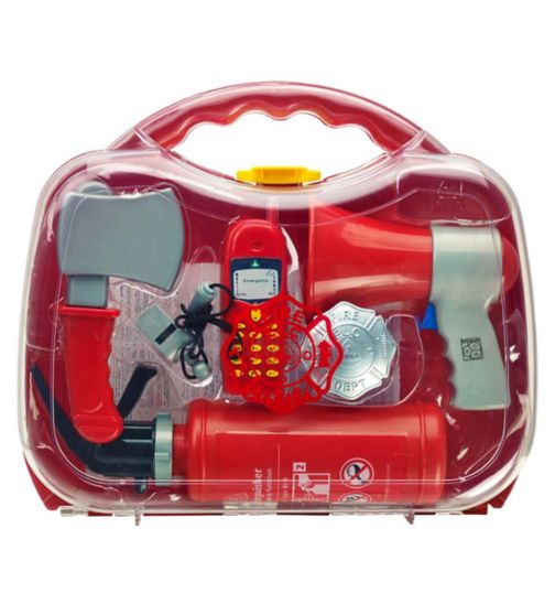 ELC Dress Up Fire Fighter Case