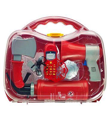 ELC Dress Up Set - Firefighter Case
